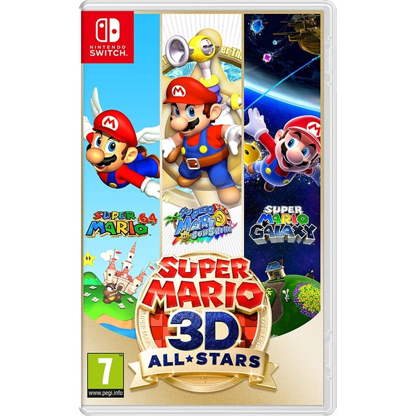 Super Mario 3D All Stars Nintendo Switch Game