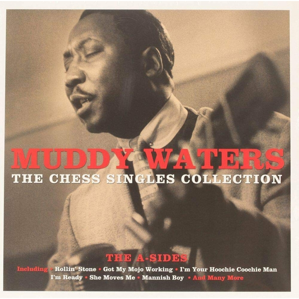 Muddy Waters - The Chess Singles Collection White Vinyl