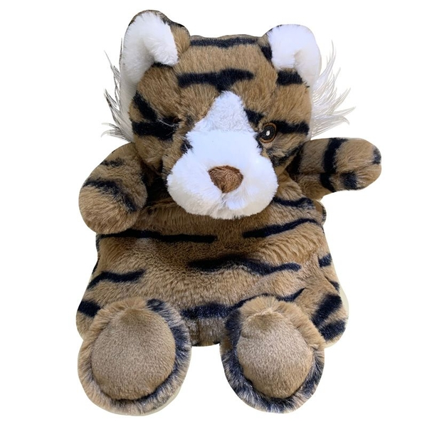 Plush Microwavable Tiger Heat Pack