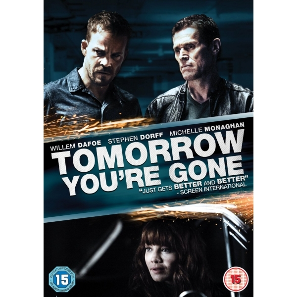 Tomorrow You're Gone DVD