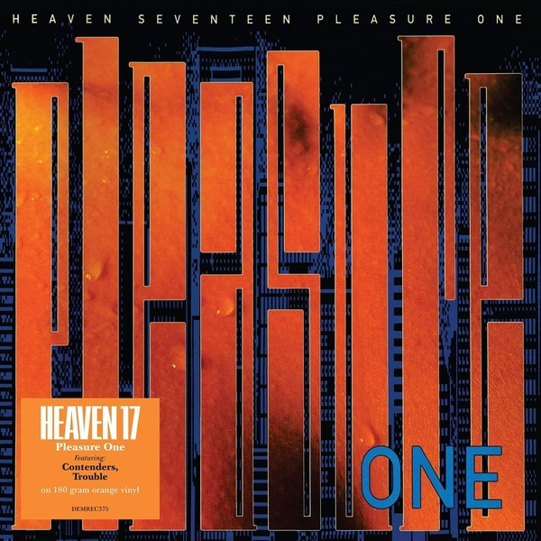Heaven 17 - Pleasure One Orange  Vinyl
