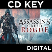 Assassin's Creed Rogue PC CD Key Download for uPlay
