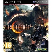 Ex-Display Lost Planet 2 Game PS3 Used - Like New