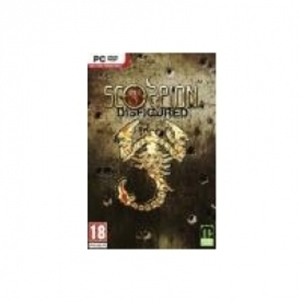 Scorpion Disfigured Game PC