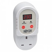Tripp Lite 1 Outlet 230V/190 Joules Direct Plug-In Automatic Voltage Switch with Surge Protection (White)