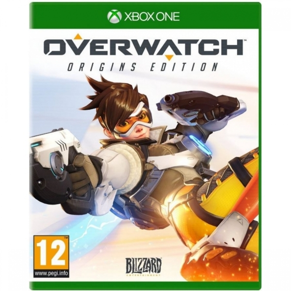Overwatch Origins Edition Xbox One Game - Image 1
