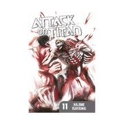 Attack on Titan 11 Paperback
