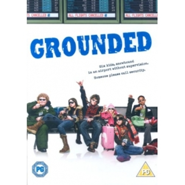 Grounded DVD