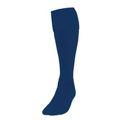 Precision Plain Football Socks Navy - UK Size 3-6