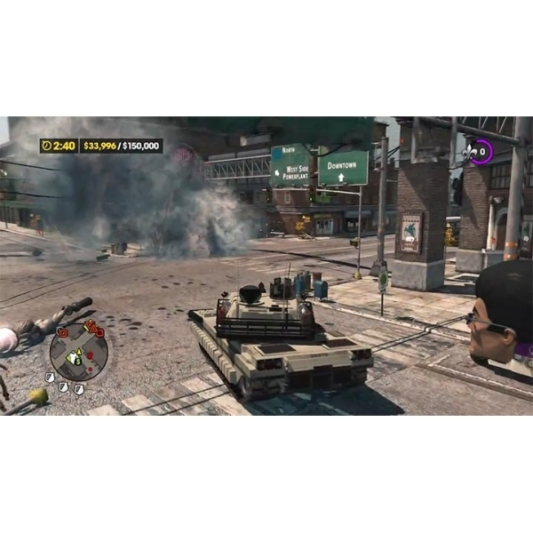 Saints Row The Third 3 (Essentials) PS3 Game - Image 6
