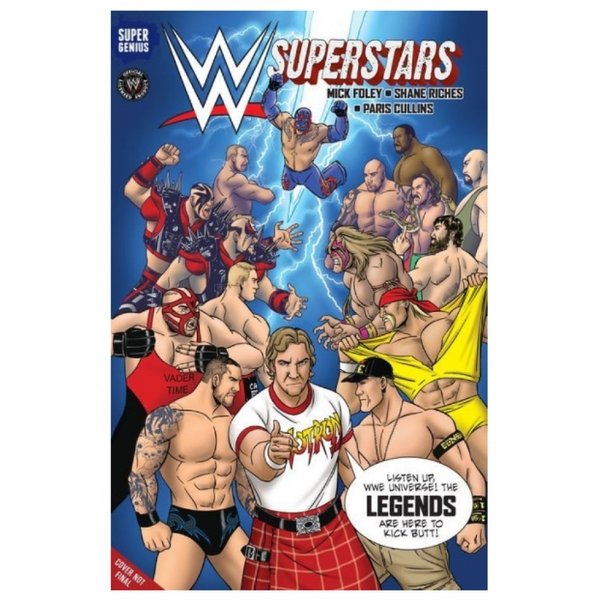 WWE Superstars Volume 3: Legends
