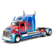 Optimus Prime Western Star 5700 XE (Transformers The Last Knight ) Jada Diecast Model 1:24