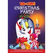 Tom And Jerrys Christmas Party DVD