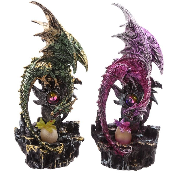 Sword Mother Dark Legends Dragon Figurine (1 Random Supplied)
