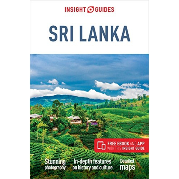 Insight Guides Sri Lanka (Travel Guide with Free eBook)  Paperback / softback 2018