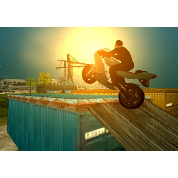 Grand Theft Auto GTA Liberty City Stories Game PS2 - Image 3