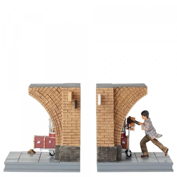 Harry Potter Platform 9 And 3/4 Bookends