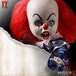 Pennywise (Stephen Kings IT 1990) Living Dead Doll - Image 2