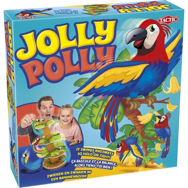 Jolly Polly Children Game