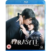 Parasyte The Movie: Part 2 Blu-ray