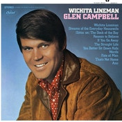 Glen Campbell - Wichita Lineman Vinyl