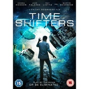 Time Shifters DVD