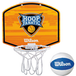 Wilson Hoop Fanatic Mini Basketball Ring & Ball - Image 2