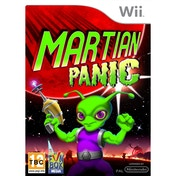 Martian Panic Game Wii