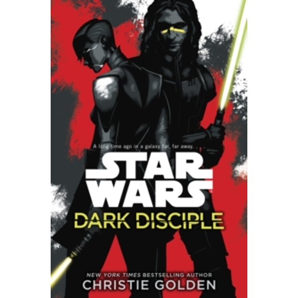 Star Wars: Dark Disciple by Christie Golden (Paperback, 2016)