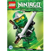 LEGO Ninjago - Masters Of Spinjitzu: Season 2 (Part 1) DVD