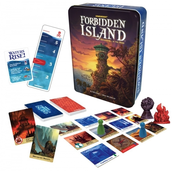 Forbidden Island Board Game - Image 1