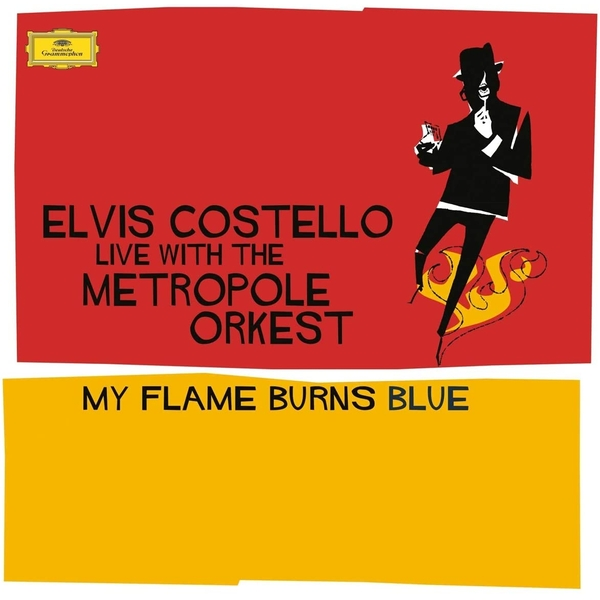 Elvis Costello - Live With The Metropole Orkest - My Flame Burns Blue Vinyl