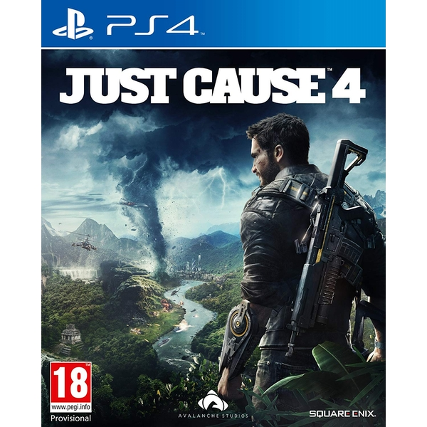 Just Cause 4 PS4 Game [Used]