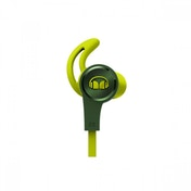 Ex-Display Monster iSport Achieve In-Ear Headphones - Green Used - Like New