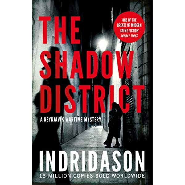 The Shadow District  Paperback / softback 2018