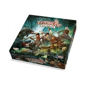 Wolfsburg Zombicide Black Plague Board Game