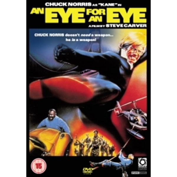 An Eye For An Eye DVD
