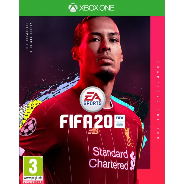 FIFA 20 Champions Edition Xbox One Game - Image 1