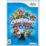 Skylanders Trap Team Nintendo Wii Game (Game Only)