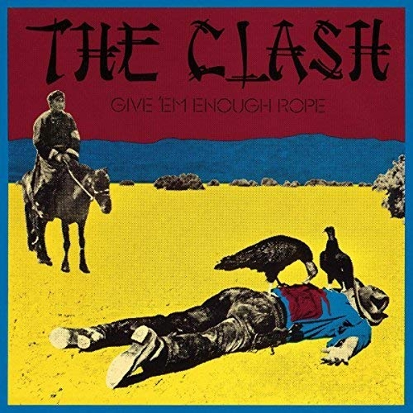 Clash - Give Em Enough Rope Vinyl