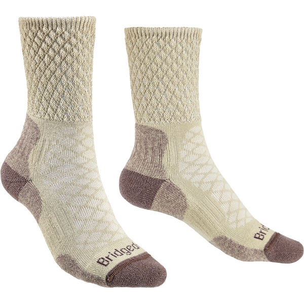 Bridgedale HIKE Lightweight Merino Comfort Women's - Medium Sand