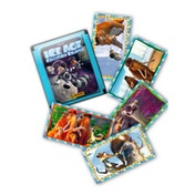 Ice Age Collision Course Sticker Collection - 50 Packs