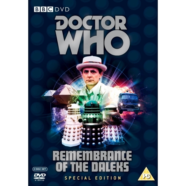 Doctor Who: Remembrance of the Daleks (1988) DVD
