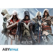 Assassin'S Creed - Group  Maxi Poster