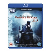 Abraham Lincoln Vampire Hunter Blu-ray & Blu-ray 3D