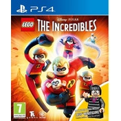 Lego The Incredibles Mini Figurine Edition PS4 Game