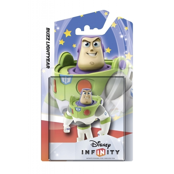 Disney Infinity 1.0 Buzz Lightyear (Toy Story) Character Figure