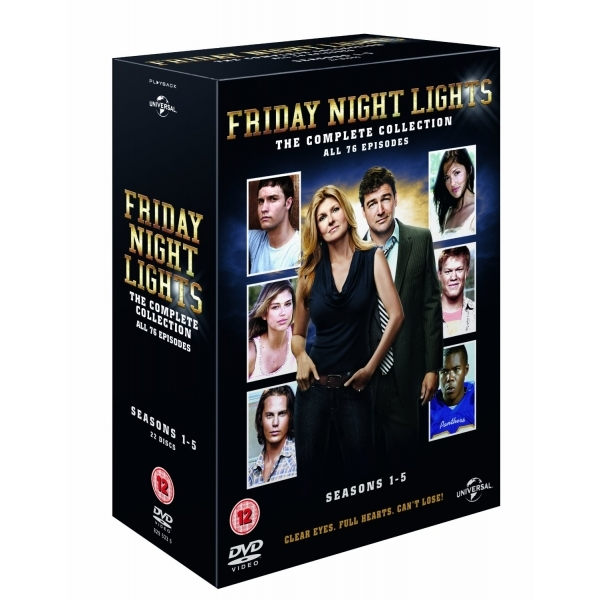 Friday Night Lights: Series 1-5 DVD