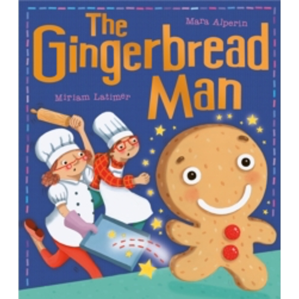 The Gingerbread Man by Mara Alperin (Paperback, 2015)