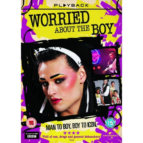 Worried About The Boy: DVD
